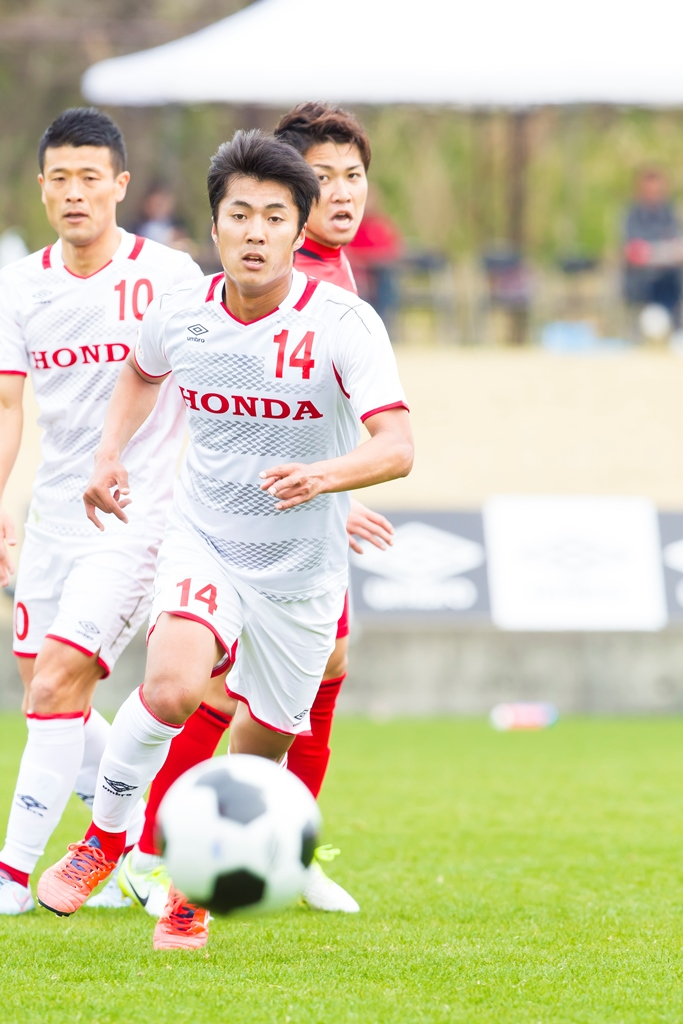 HondaFC019