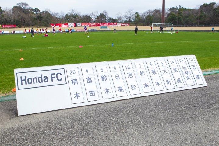 HondaFC001
