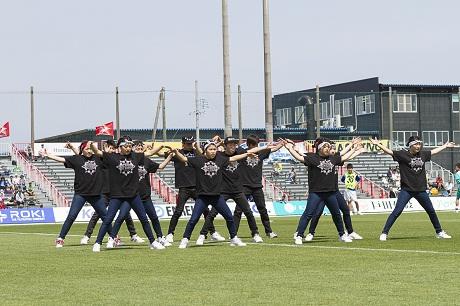 H:Tイベント:浜松東高校ダンス部