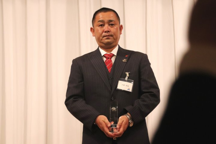 最優秀監督賞 井幡 博康
