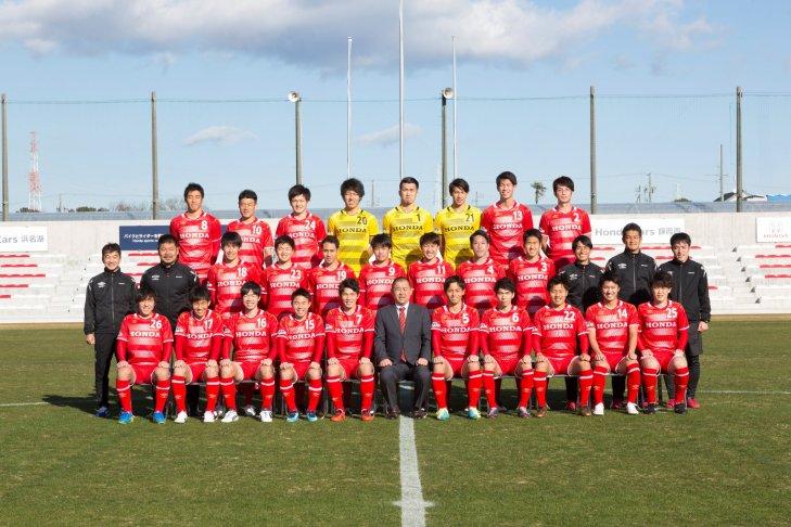 Honda FC集合写真2018